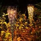 Görvitor 2er Pack Metall Solarlampen für 19,99€ inkl. Versand (statt 33€)