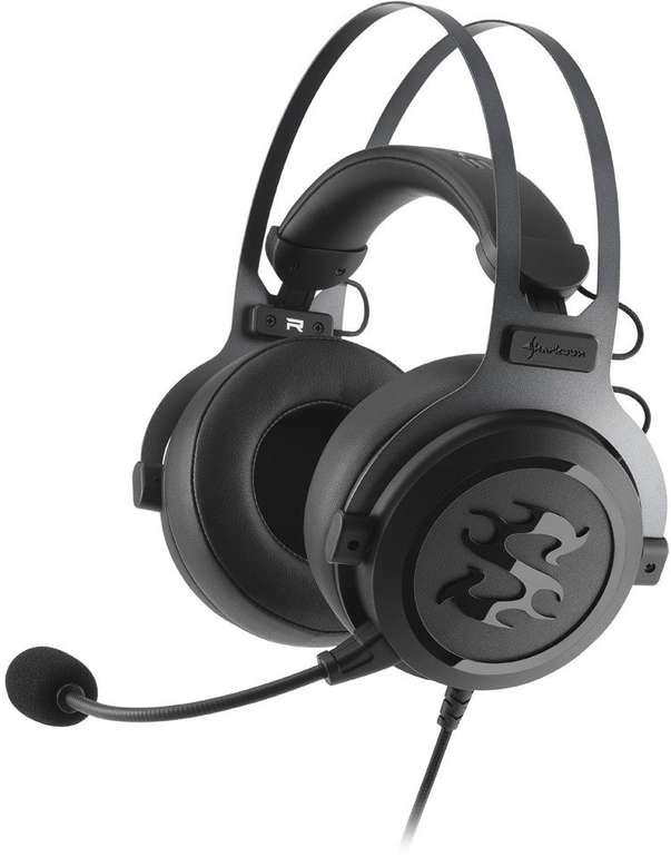 Sharkoon Skiller SGH3 Headset + X-Rest Halterung für 46,86€ inkl. Versand (statt 67€)