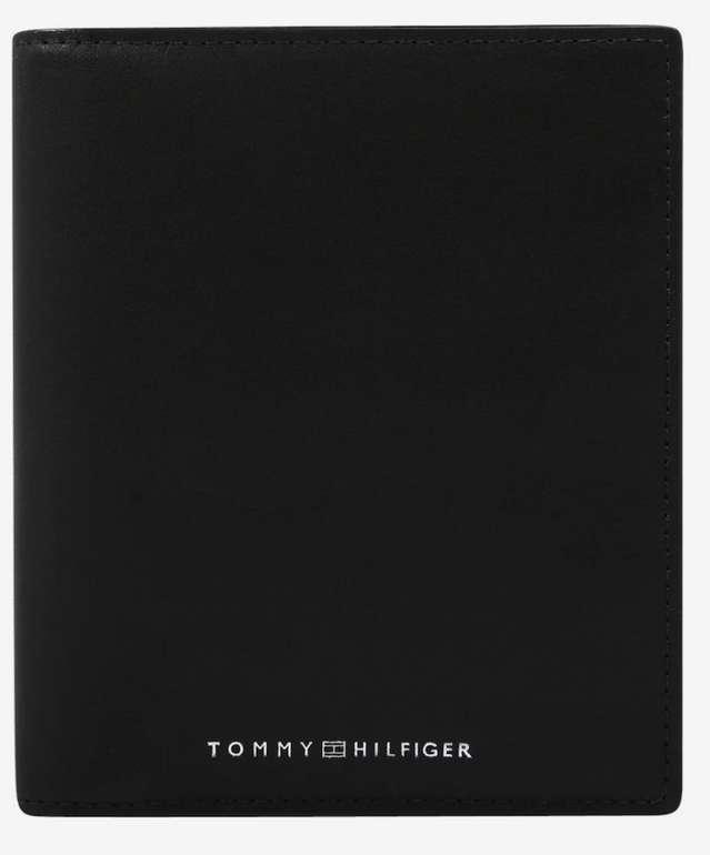 Tommy Hilfiger TH Metro Portemonnaie in schwarz für 29,90€inkl. Versand (statt 62€)