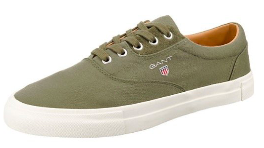 Gant Hero Low Sneakers in Khaki für 30,94€ inkl. Versand (statt 52€)