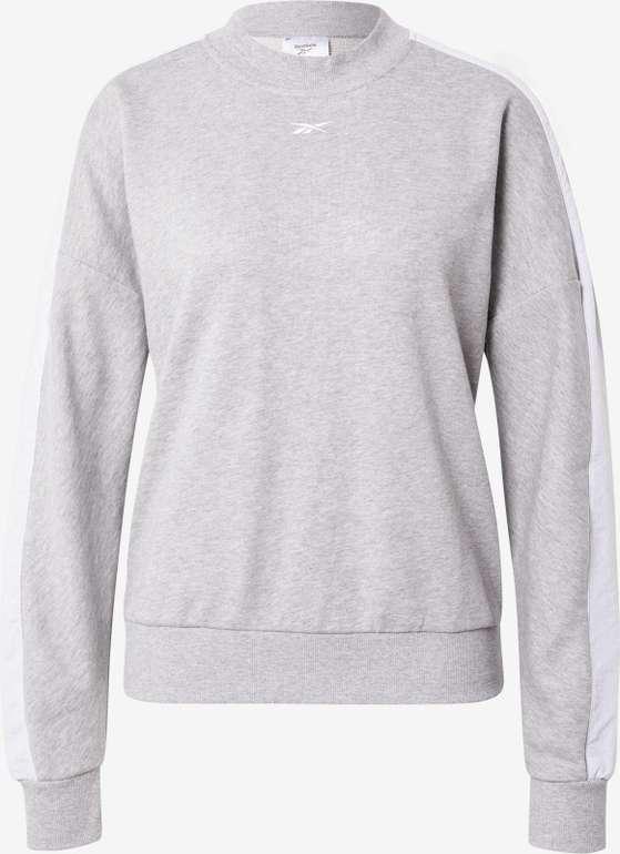 Reebok Damen Classic Sweatshirt in grau für 18,95€ inkl. Versand (statt 45€)