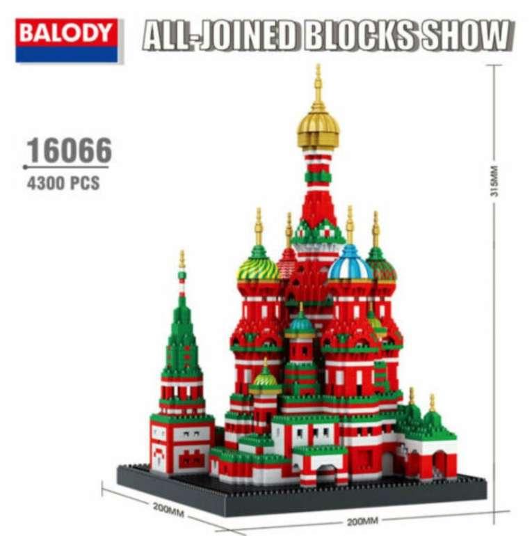 Balody (16066) - Vasile Assumption Cathedral für 23,39€ inkl. Versand (statt 36€)