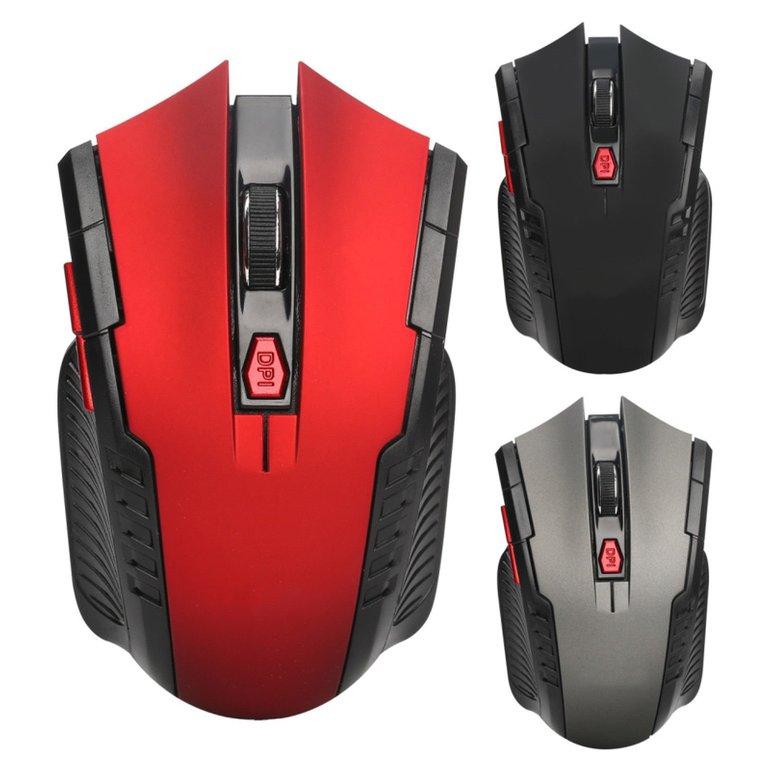 HXSJ Wireless Gaming Maus mit bis zu 5.600dpi für 9,99€ inkl. Versand