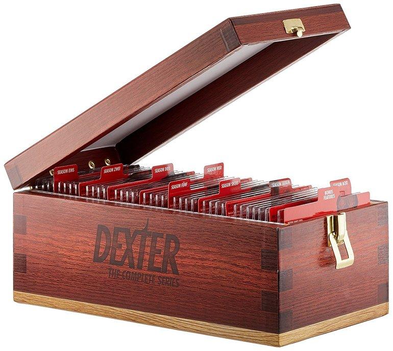 Dexter Bloodslide Box [Blu-ray] für 84,15€ inkl. Versand (statt 120€)
