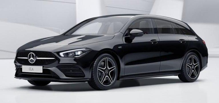 Mercedes-Benz CLA 250 e Shooting Brake (frei konfigurierbar) für 235,62€ brutto mtl. im Gewerbeleasing - LF: 0,47