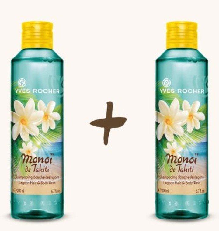 Bis zu 15€ Rabatt bei Yves Rocher (je nach Bestellwert) - z.B. 14 Dusch-Shampoo + Powerbank für 22,30€