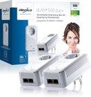 Powerline Starter Kit Devolo dLAN 500 duo+ (500MBit/s) für 39,90€ inkl. Versand