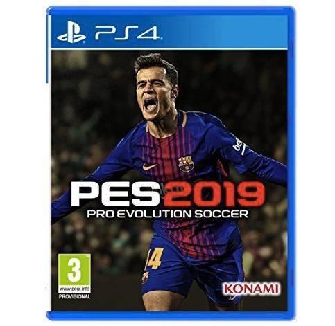 Pro Evolution Soccer 2019 (PES 2019) für PS4 nur 17,73€ (Vergleich: 22€)