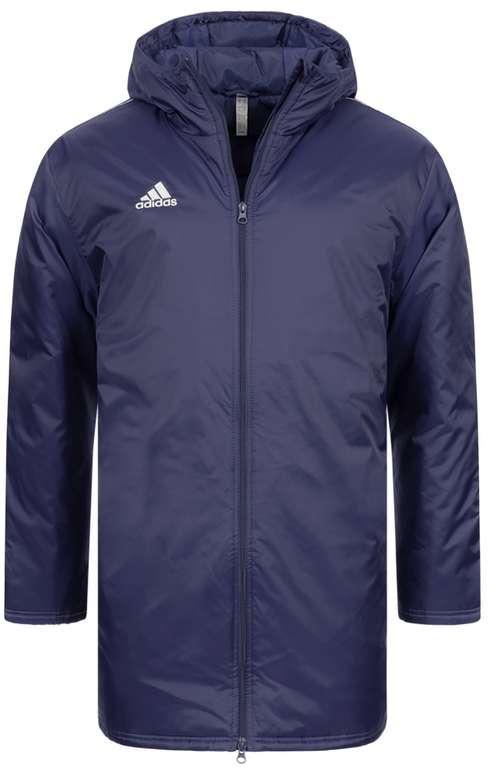 Adidas Jacke Core Stadium Winterjacke in Blau für 31,22€ inkl. Versand (statt 42€)