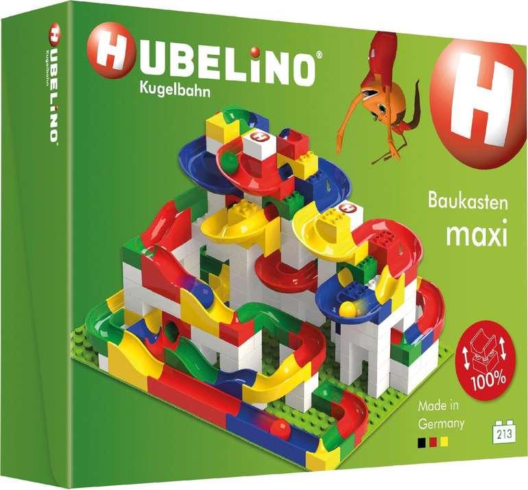 Hubelino Baukasten maxi (213-teilig) für 87,39€ inkl. Versand (statt 99€) + 10-fach babypoints