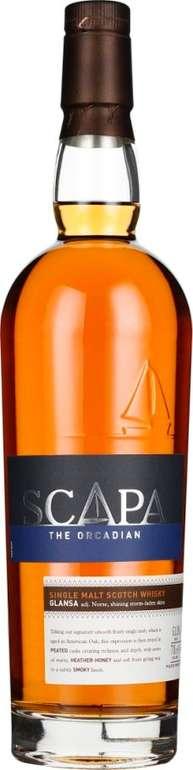 Scapa The Orcadian Glansa Single Malt Scotch Whisky (0,7 Liter, 40% Vol) für 43,90€ inkl. Versand (statt 51€)