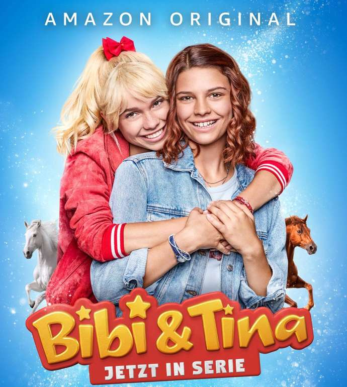 "Serie ""Bibi & Tina"" bis zum 5. April kostenlos streamen (Amazon Account notwendig)"