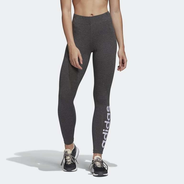 Adidas Damen Essentials Linear Tight für 17,89€ inkl. Versand (statt 29€) - Creators Club!