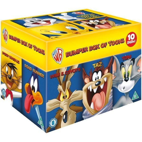 Looney Tunes Box Set - Big Face Edition (DVD) für ca. 19€ inkl. Versand