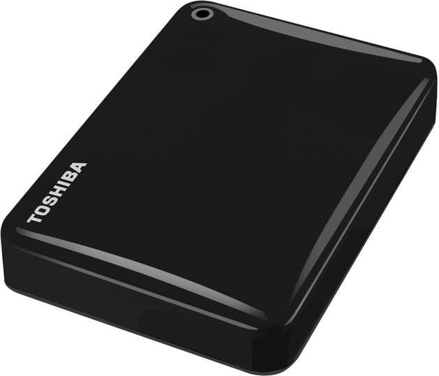 "Toshiba Canvio Connect II 2TB HDD Mobile 2,5"" Festplatte nur 59€ (statt 81€)"