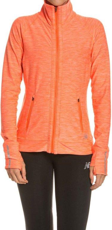 New Balance Transit Damen Funktions-Jacke mit tailliertem Schnitt für 39,12€