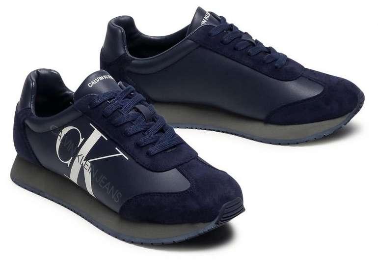 Calvin Klein Jeans Joele B4S0716 Sneaker in Navy für 55,20€ inkl. Versand (statt 69€)