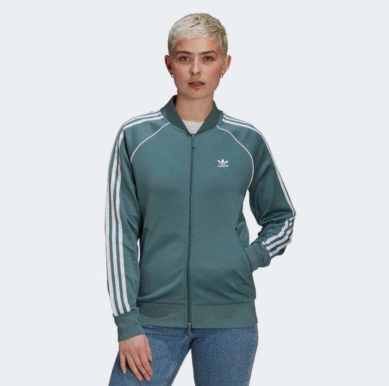 Adidas Primeblue SST Originals Damen Jacke für 35,70€ inkl. Versand (statt 60€)
