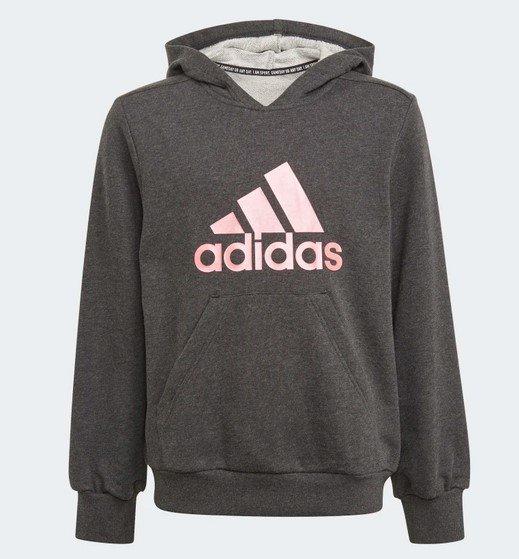 Adidas Future Icons Logo Kinder Hoodie für 26,77€ inkl. Versand (statt 30€)