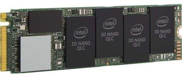 Intel SSD 660p 1TB M.2 2280 PCIe 3.0 x4 interne SSD für 92,89€ inkl. Versand