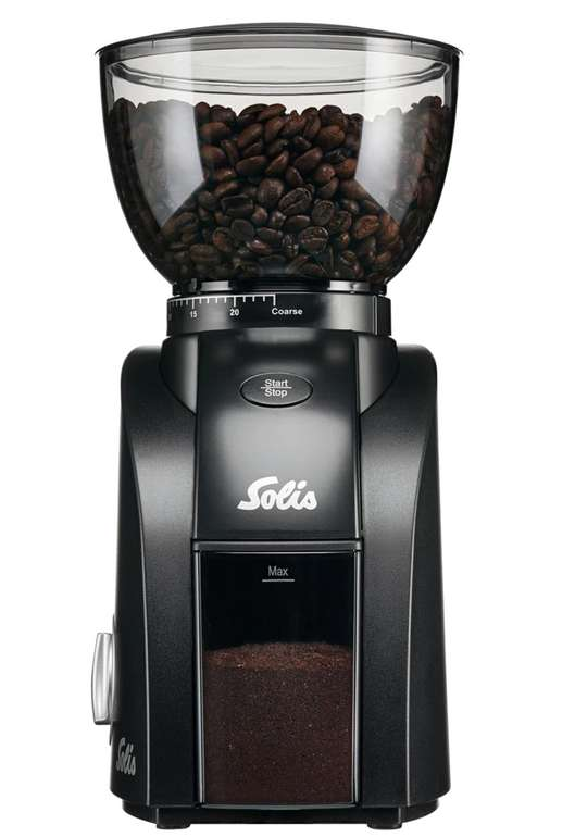 Solis Scala Zero Static Kaffeemühle für 89,90€ inkl. Versand (statt 115€)