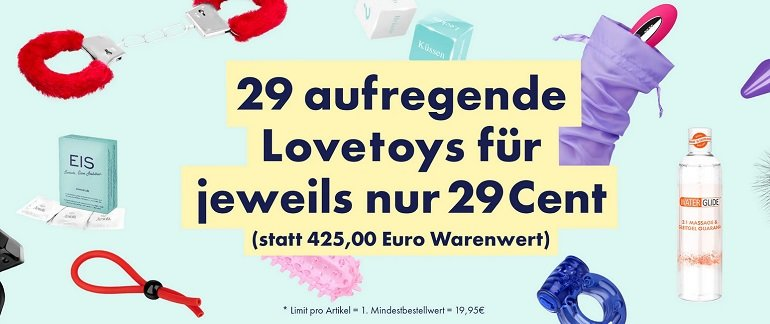 Eis.de Love Toys