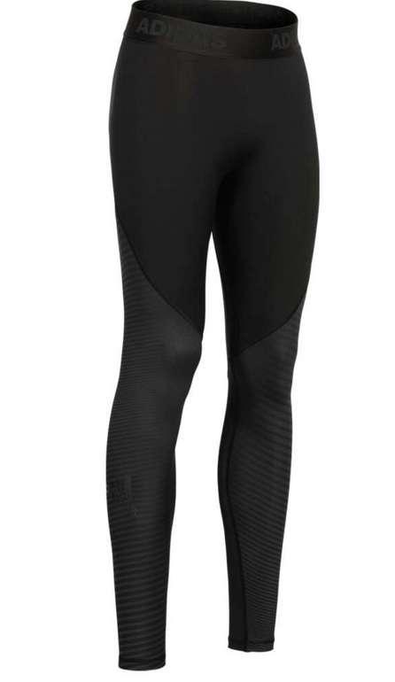 adidas Alphaskin ClimaWarm Herren Leggings in schwarz für 19,94€inkl. Versand (statt 35€)