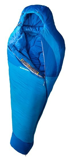 Verschiedene Mammut Schlafsäcke zu Bestpreisen, z.B. Kompakt MTI 3-Season für 86,49€