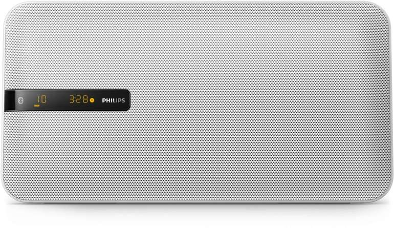 Philips BTM2660/12 Stereoanlage mit Bluetooth, CD, UKW für 89€ (statt 120€)