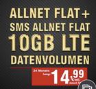 O2 Free M mit 10GB LTE + Allnet-Flat für 14,99€ mtl. (dank 120€ Auszahlung)