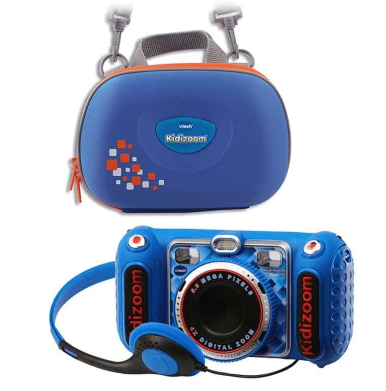 Vtech Kinder-Digitalkamera Kidizoom Duo DX + Tragetasche für 57,98€ inkl. Versand (statt 64€)