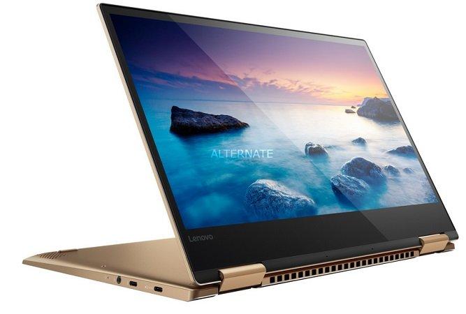 Lenovo Yoga 720 (13,3″ Display, 256GB SSD, 8GB RAM, W10) für 999€ (statt 1.200€)