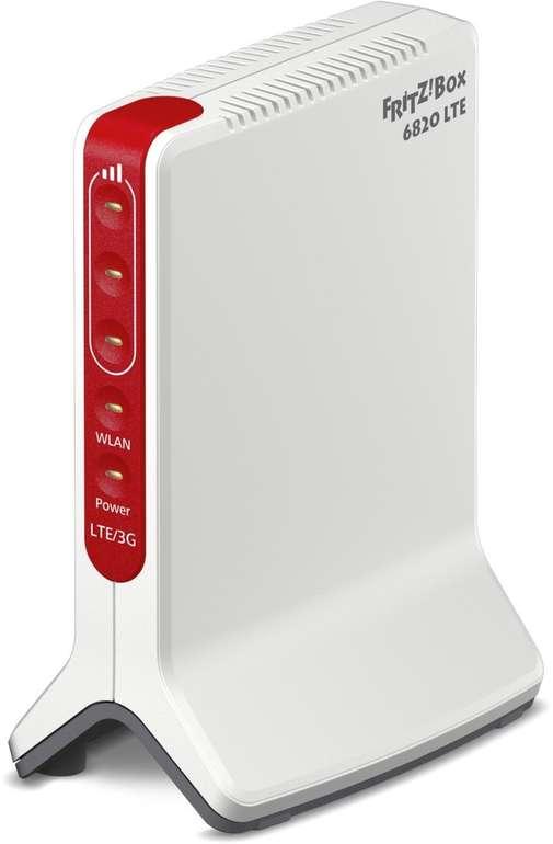 AVM Router FRITZ!Box 6820 LTE für 105,74€ inkl. Versand (statt 118€)