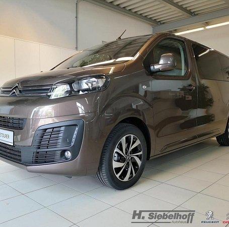 Citroën SpaceTourer L2 M Feel mit 179PS für 150,97€ Netto im Gewerbeleasing