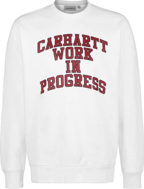 Carhartt WIP Division Herren Sweatshirt für 37,30€inkl. Versand (statt 51€)