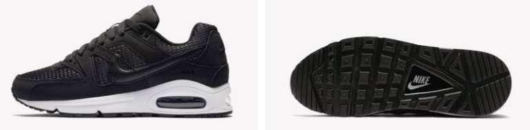 Nike Wmns Air Max Command Sneaker (blackblackwhite) für…