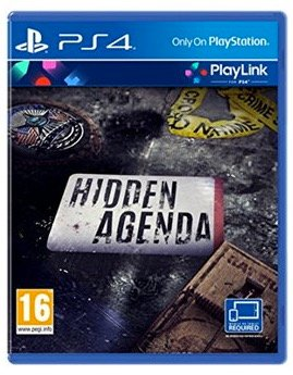 Hidden Agenda (PS4) für 15,43€ bei base.com