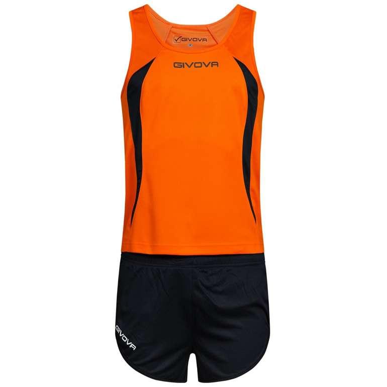 Givova Kit Boston Leichtathletik Set Singlet + Shorts für 8,88€ zzgl. VSK (statt 15€)