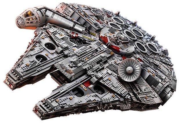 Lego Star Wars- Millennium Falcon (75192) für 599,99€ inkl. Versand (statt 705€)