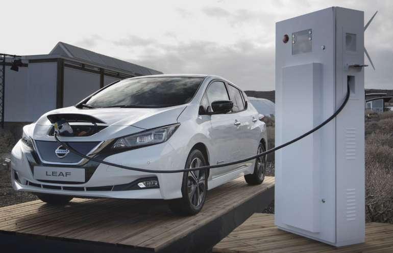 Privat & Gewerbe Leasing: Nissan Leaf Elektrofahrzeug mit 150 PS (990€ Überführung, BAFA) für 139,00 € brutto monatlich - LF: 0,36!