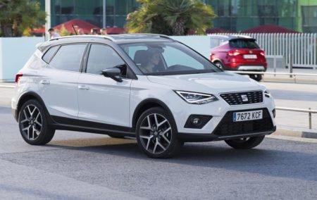 Gewerbe-Leasing: Seat Arona 1.6 TDI Style für 79€ Netto mtl. (LF: 0,42)