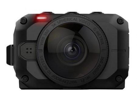 Garmin VIRB 360° Action Cam (4K, wasserdicht) für 349,95€ inkl. VSK (statt 586€)
