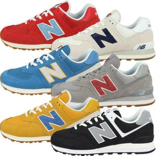 New Balance ML 574 SC Herren Sneaker für 57,90€ (statt 87€)