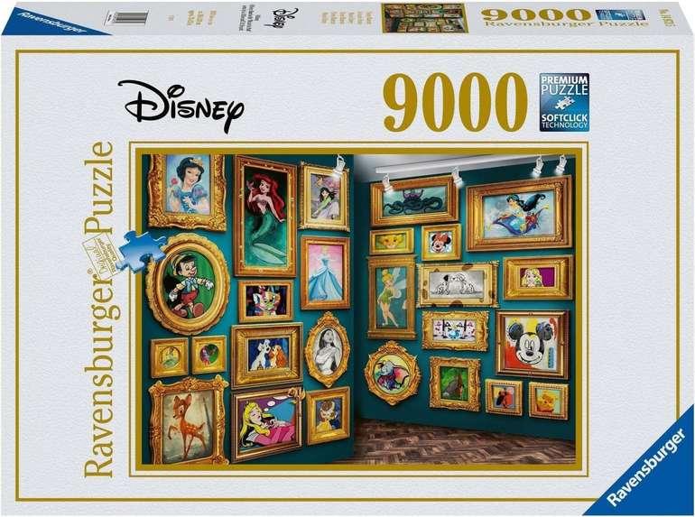 Ravensburger 14973 Disney Museum - Puzzle mit 9.000 Teilen (192x138cm) für 62,99€ (statt 77€)
