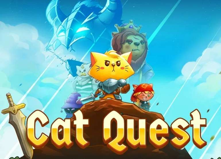 Cat Quest kostenlos für Android & iOS (statt 5,49€)
