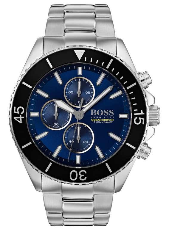 """Hugo Boss Herren Chronograph Ocean Edition """"1513704"""" für 139,30€ inkl. Versand (statt 171€)"""