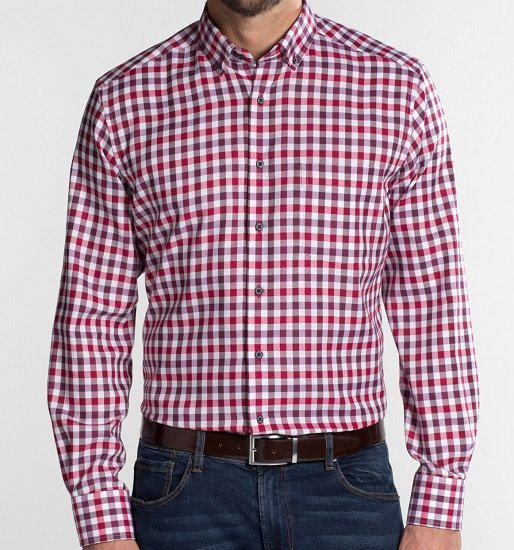 3 Eterna Slim Fit-, Super Slim- & Modern Fit Hemden für 99,95€ inkl. Versand