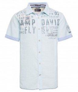 Ausgewählte Ware zum 1/2 Preis bei Camp David & Soccx - z.B. Hemd für 34,95€