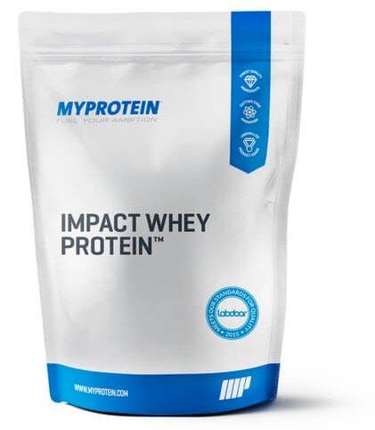 1kg Impact Whey Protein für 9,99€ - Viele verschiedene Sorten!