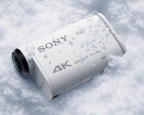 Media Markt Top 11 Aktion: z.B. SONY FDR-X1000 VR.CEN Remote Action Cam für 199€